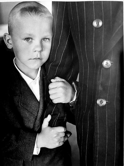 'Father's Hand',  1964 © Antanas Sutkus, courtesy of White Space Gallery/Anya Stonelake - www.whitespacegallery.co.uk