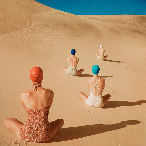 Clifford Coffin, American Vogue, June 1949© Condé Nast/Clifford Coffin