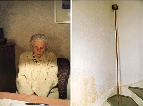 Knut Wolfgang Maron, aus:Ein Leben (One Life), 1997 - 2012, C-Prints,Courtesy Jutta Kabuth Galerie, Gelsenkirchen und zone B, Berlin