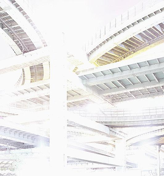 Andreas Gefeller: CS 13, 2011, 160 x 149 cm, Pigmentprint