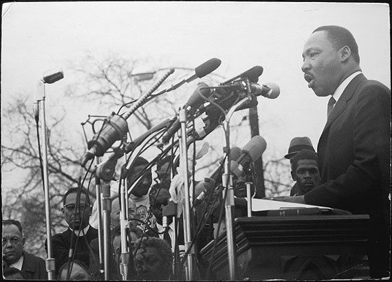 Martin Luther King, Jr., 19659.2 x 13.6 inch© The Dennis Hopper Art TrustCourtesy of The Dennis Hopper Art Trust