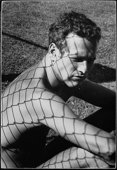Paul Newman, 19649,7 x 6,66 inches© The Dennis Hopper Art TrustCourtesy of The Dennis Hopper Art Trust