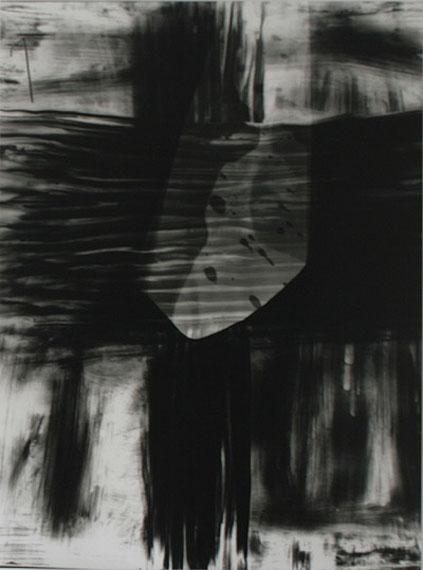Eliška Bartek: Cliché Verre, Baryth, 90x120cm, Ed. 1/3 - 2011