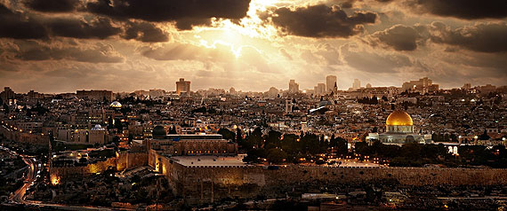 © David Drebin, Jerusalem, 2011