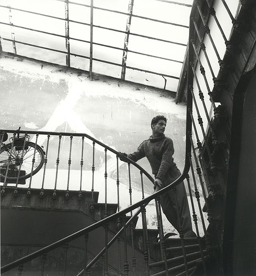 Walde HuthHanspeter Fitz, 1955Later Print 25,7 x 23,5 cm
