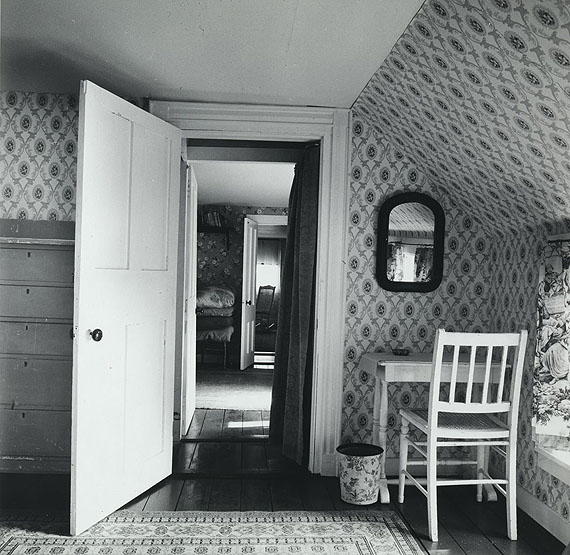Walker Evans: Interior View of Heliker/Lahotan House, Walpole, Maine, 1962 © Walker Evans Archive, The Metropolitan Museum of Art