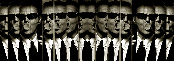 Albert Watson: Jack Nicholson, NYC, 1998 © Albert Watson