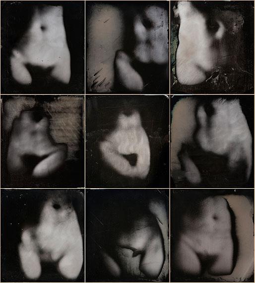 Untitled (Self-Portrait), 2006-12. © Sally Mann/Courtesy Edwynn Houk Gallery, New York