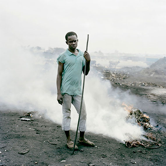 Pieter Hugo from Permanent Error, 2009-2010Courtesy Yossi Milo Gallery
