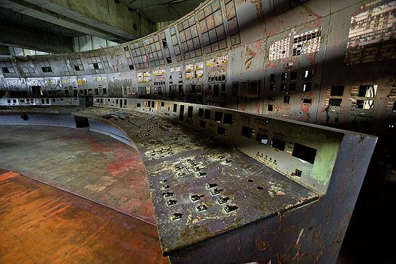 Gerd Ludwig: Atomkraftwerk Tschernobyl 2005