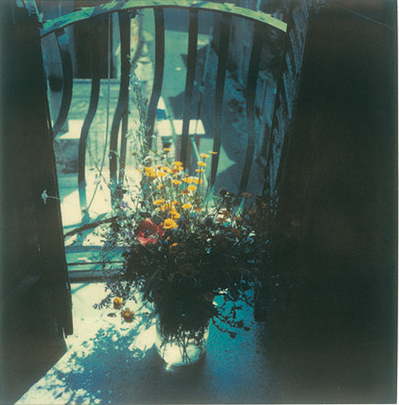 Andrey Tarkovsky. San Gregorio, 11 June 1984. From the portfolio of 25 lambda prints, 2007
