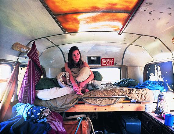 Traveller no I, 1996-98  www.hatjecantz.de
