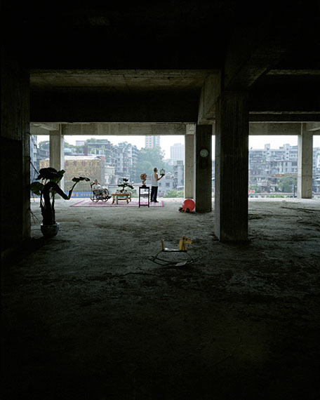 anothermountainman: Lanwei 06 / Two Genernations 01 / Guangzhou, 2006, Archival inkjet print, 139 x 111 cm (Edition of 10) / 114 x 91 cm (Edition of 10)