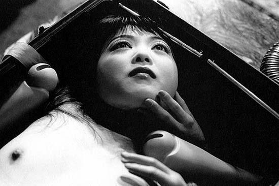 ma poupée japonaise, 2000Courtesy Galerie Esther Woerdehoff, Paris