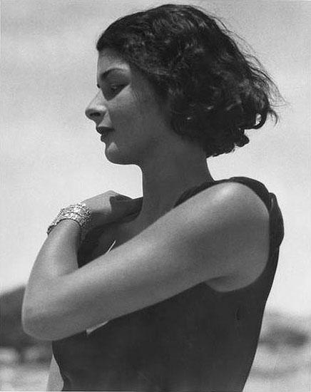 Marianne Breslauer, Djemila, Jerusalem 1931, © Marianne Breslauer / Fotostiftung Schweiz, Winterthur
