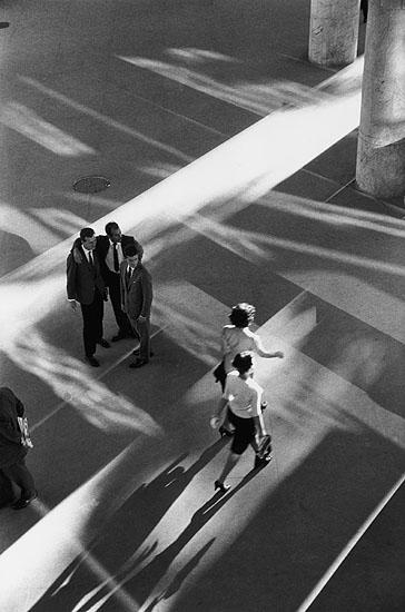 Ministry of Health, planned by architect Oscar Niemeyer, Rio de Janeiro 1960