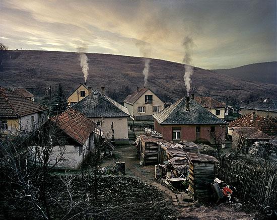 "Joakim Eskildsen, ""Winter in Hevesaranyos"", Ungarn"