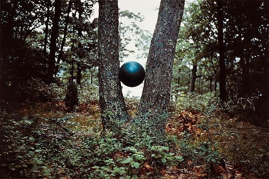 Gabriel OrozcoGreen Ball, 199540 x 50 cm