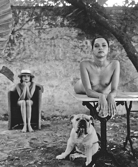 © Karin Szekessy, Leo, Pascale et Sandrine, 1985