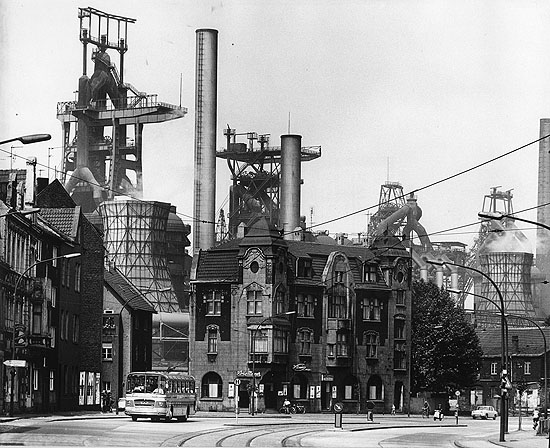© HANNES KILIAN 'Duisburg' 1964