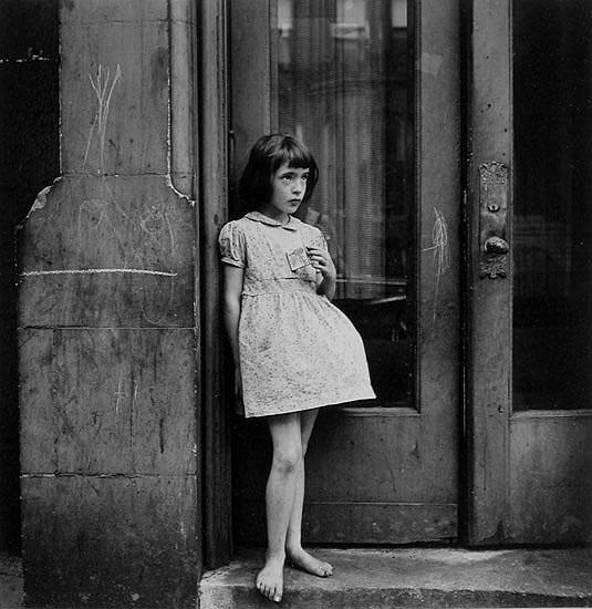 Child, Chicago, 1948-52