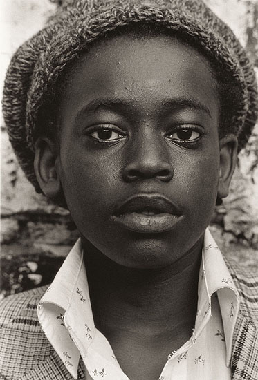 "The Black House, 1974© Colin JonesSilver Gelatin print16 x 20"""