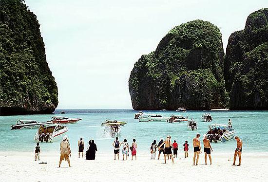 Phi Phi Ley, 2003
