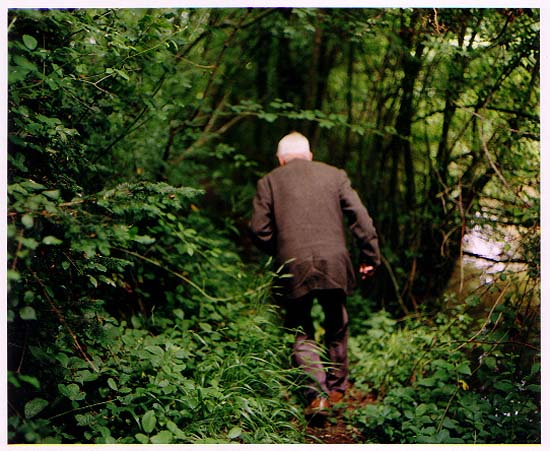 Charlie in the woods, 1994