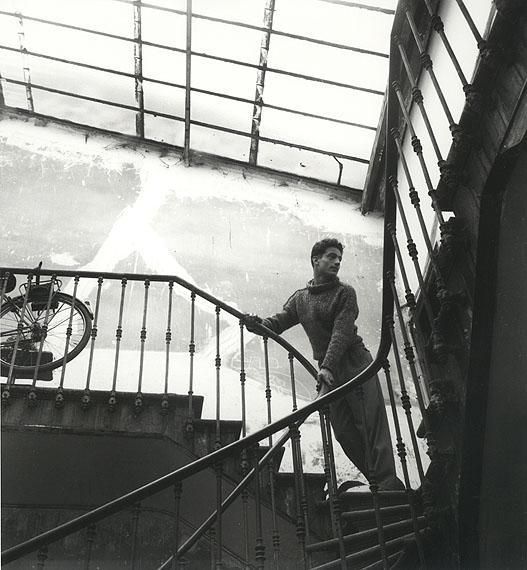 Walde Huth: Hanspeter Fitz, Maler & Bildhauer, 1955