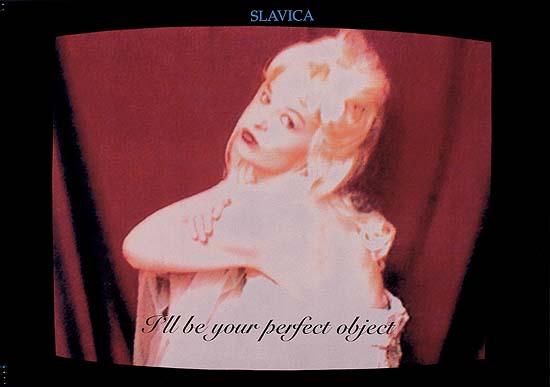 I'll be your perfect object, 1995 (Ich werde Dein perfektes Objekt sein)Inkjet-Print, 84 x 119 cmSchenkung der Künstlerin© Slavica Perkovic