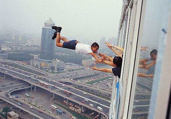 LI WEI29 Levels of FreedomBeijing  (2003)© LI Wei, Courtesy m97 Gallery