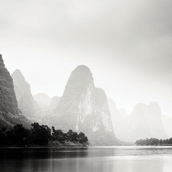 Li River, Study 8 - China© Josef Hoflehner