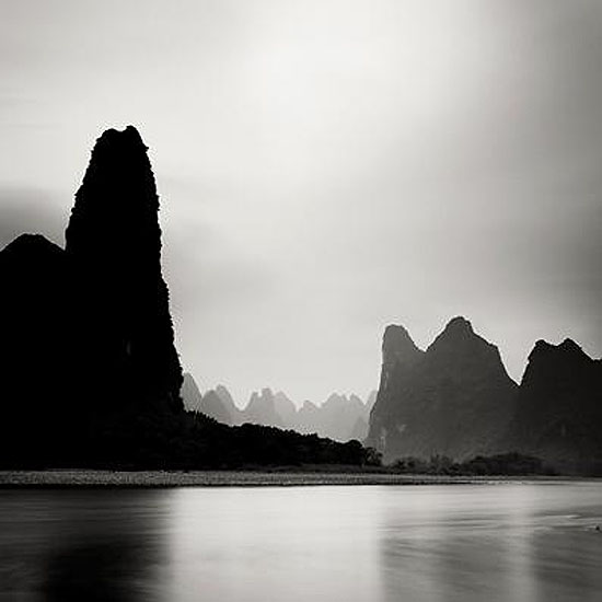 Li River Study 10, 2006© Josef Hoflehner