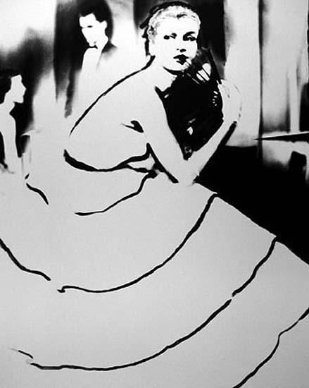 Margy Cato, Harper´s Bazaar, 194761 x 51 cm, Silber Gelatine Print, Edition 25Signiert, betitelt, nummeriert mit bleistift verso
