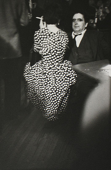 Party 1953 © Saul Leiter
