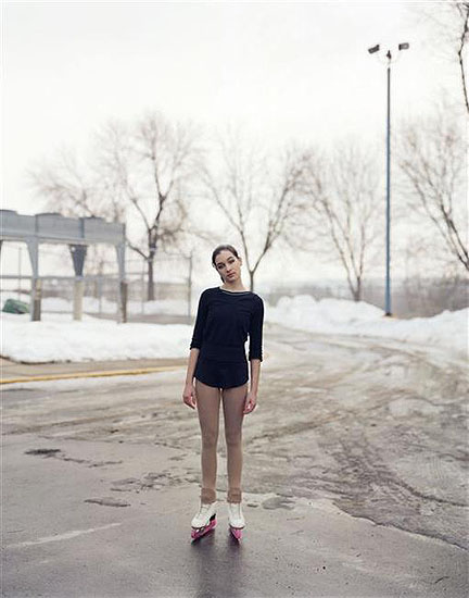 © Alec Soth / Magnum Photos, USA. Minnesota. 2007. USA. Minnesota. 2007. Kristin.