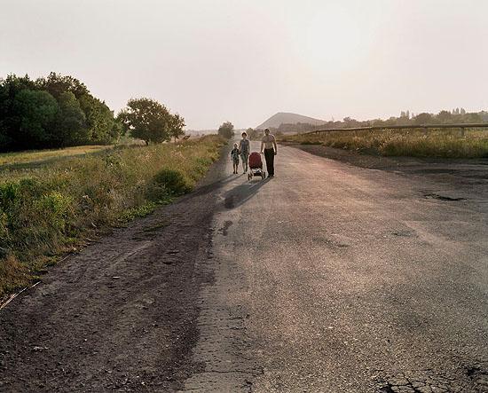 'The Road West' 2003-07 © Jim Goldberg / Magnum Photos