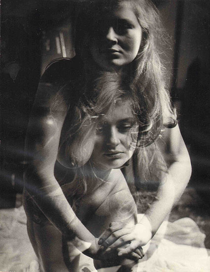 Sanne Sannes, Untitled 1962-1965 © Sanne Sannes / courtesy Kahmann Gallery