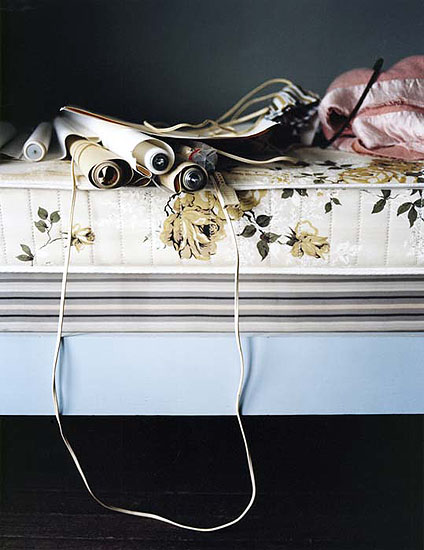 "Jessica Backhaus ""Roses and Cables"" aus der Serie ""What still remains"""