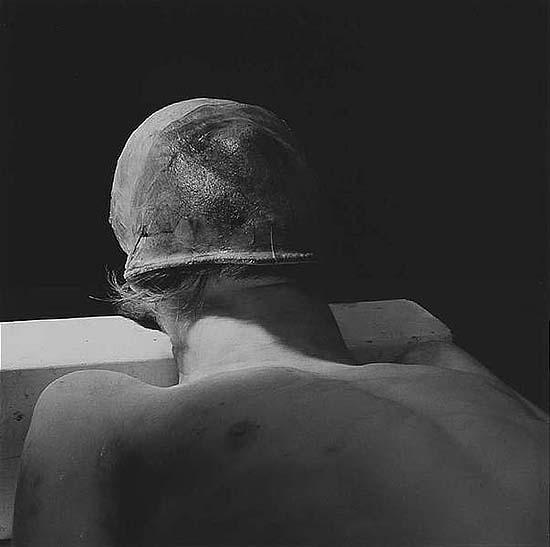 Corpus, 1993/9430 x 30 cm, © Diana Michener