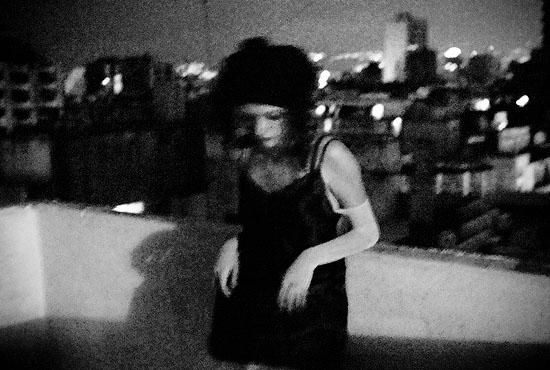 Giulio Rimondi: sans titre, série Beirut Nocturne, 2009