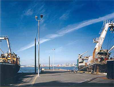 Impounded Fishing Vessels, North Vancouver 2002