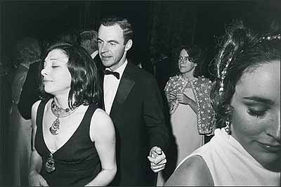 Gary Winogrand, Centennial Ball, Metropolitan Museum, New York, 1969