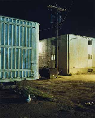Todd Hido (c-type colour photographs, courtesy of Stephen Wirtz Gallery, San Francisco)