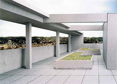 Christine Erhard, Der Treppenaufgang, 2003