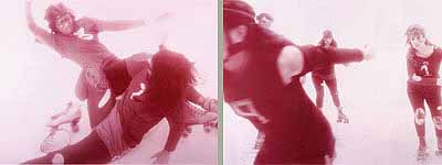Tracey Moffatt, Guapa (Goodlooking), 1999, 1995, Black & White photographs on chromogenic paper, 30 x 40 cm ,10 Motive, edition 20, courtesy L.A. Galerie - Lothar Albrecht, Frankfurt