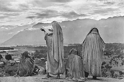 Srinagar, Cachemire, 1948