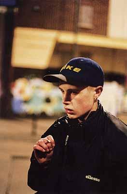 Tobias Zielony, Blind Boy, aus Curfew, 2001