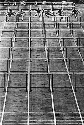 Barriers, barriers 1962