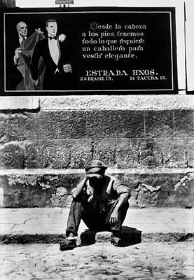 miseria, 1928